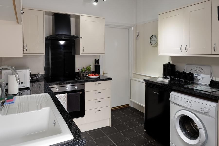 Penthouse Self Cateting Kitchen
